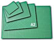 Skæreplade 42 x 57 cm - A2