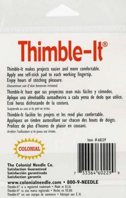 Thimble-it - Selvklæbende fingerbøl