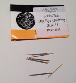 Big Eye Quilting size 11
