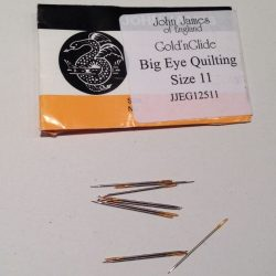Big Eye Quilting size 11