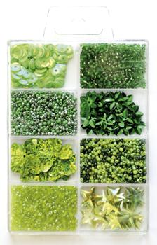 Perlemix Grøn