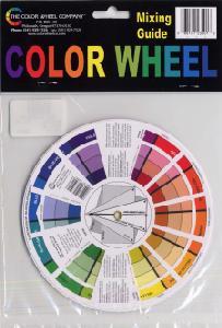 Farvehjul - lille
