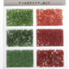 Perlemix Rød/Grøn