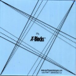 X-BLOCK 7-½in