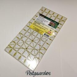 6inch x 12inch patchwork lineal omnigrid