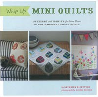 Whip Up Mini Quilts