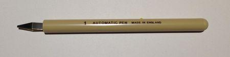 Automatic Lettering Pen 1