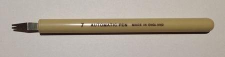 Automatid Lettering Pen 7