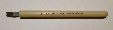 Automatic Lettering Pen 9