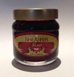 Sheaffer fyldepeneblæk Red