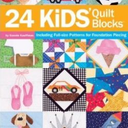 24 Kids`Quilt Blocks