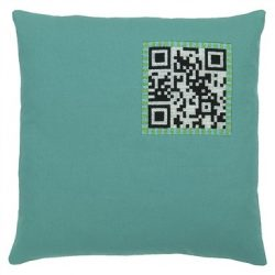QR embroidery rules
