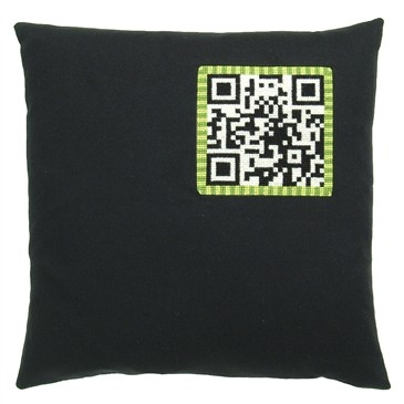 QR sexy embroiderer