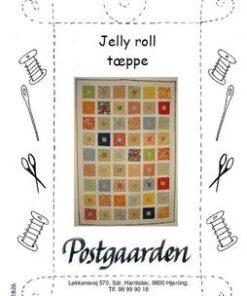 Jelly Roll Tæppe