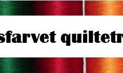 Gütermann Quiltetråd Ensfarvet - Sulky Cotton 30