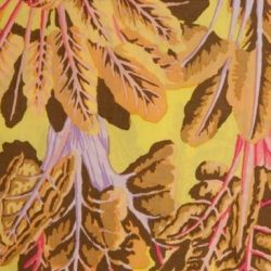 6713 - Vårgrøn m. blade