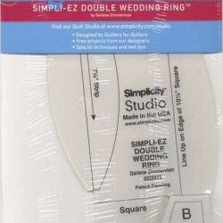 Simpli-EZ double wedding Ring
