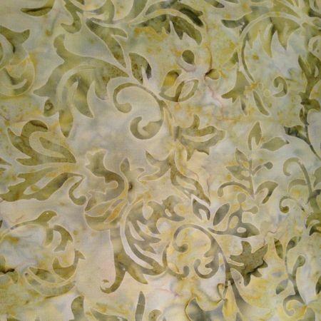 6793 Vårgrøn m. blade