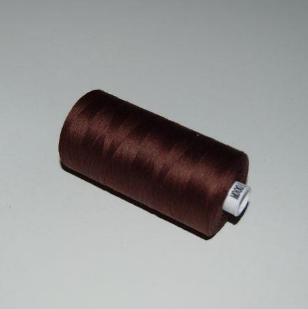 Bomulds sytråd - Mørkbrun