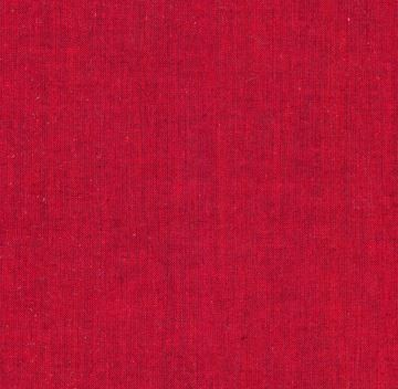 6819 - Cherise ensfarvet vævet