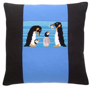 Pingvinfamilie - lille