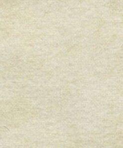 6917 - Råhvid meleret flannel