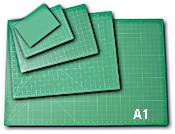 Skæreplade 58 x 88 cm - A1