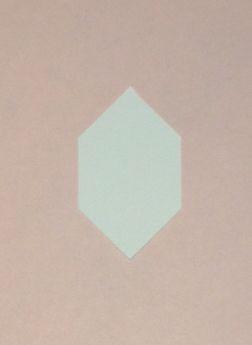 """1"""" forlænget sekskant"""
