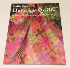 Kaffe Fassett's - Heritage Quilts