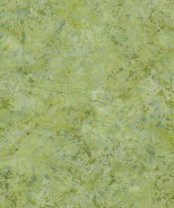 Vårgrøn m. blade Bali/Batik