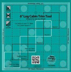 """6"""" Log Cabin Tool"""