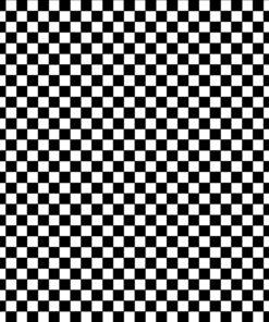 7169 - Sort Hvid tern