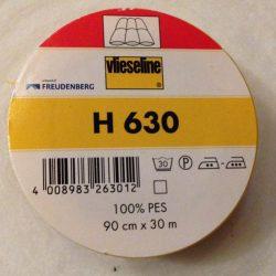 H630 - Volumenvlies på 1 side