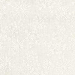 Råhvid med hvide snekrystaller