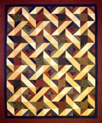 CLPKSE002 Hot Cross Stars mønster