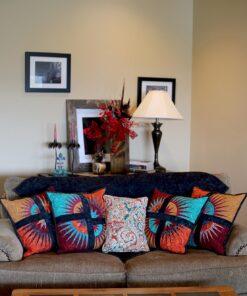 Desert Sunset Pillow Set