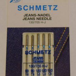 SCHMETZ Jeans needle 130/705 H-J