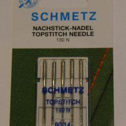 SCHMETZ TOPSTITCH 130N