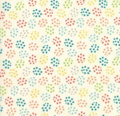 7210 Råhvid med prikker