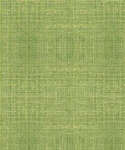 7217 Grøn med lærred look