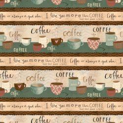 7229 Striber med kaffe