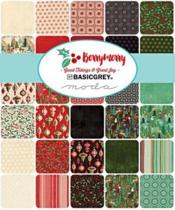 Berrymerry - Charm Pack