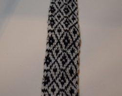 Norsk-strik Tubestrik 3 cm