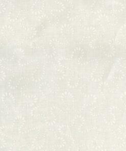 Råhvid med hvidt doodle mønster