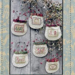 Christmas Stamp Pockets