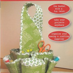 Eva Sewing Basket Pattern