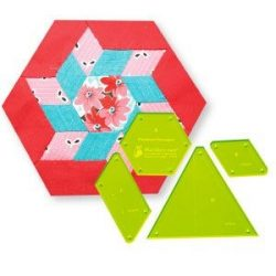 Pinwheel Hexagon