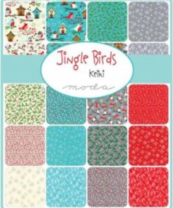 Jingle Birds - Charm Pack