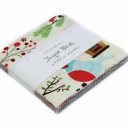 Jingle Birds - Charm Pack