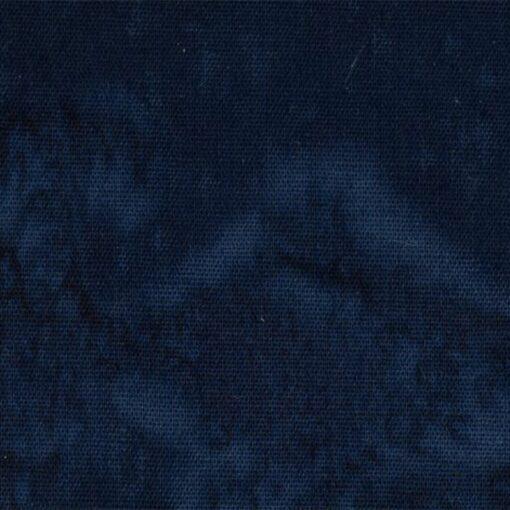 7289 Mørkblå tyrkis meleret Bali/Batik